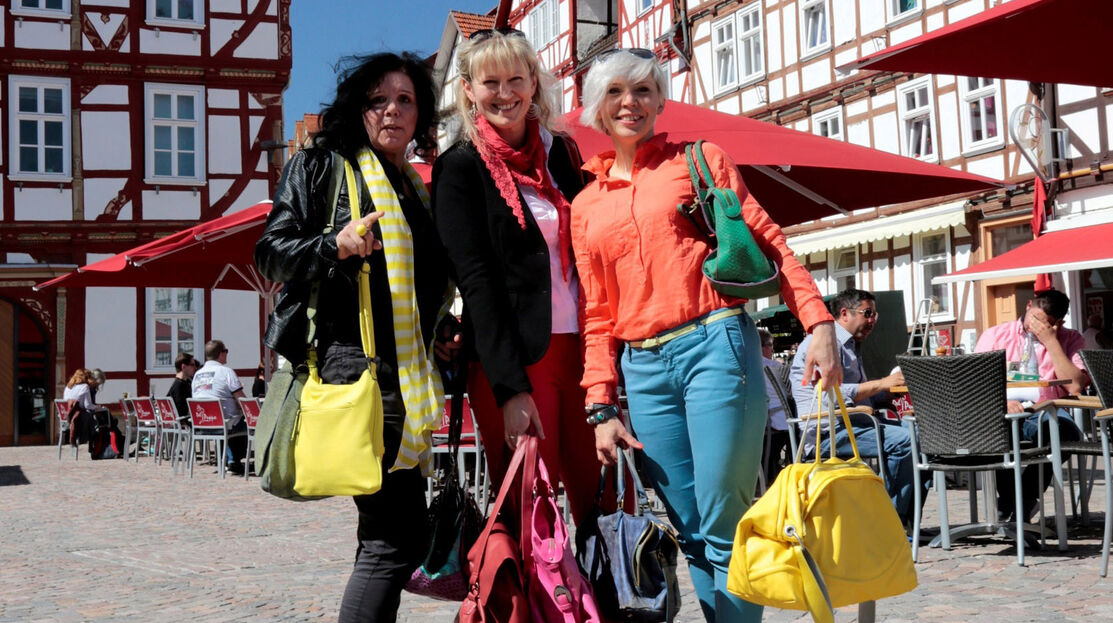 Shopping in Eschwege