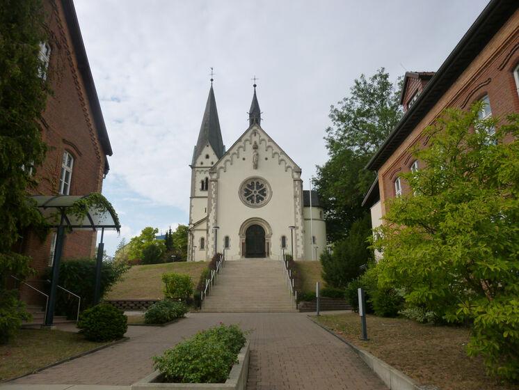 St katholische kirche kassel Katholische Kirche